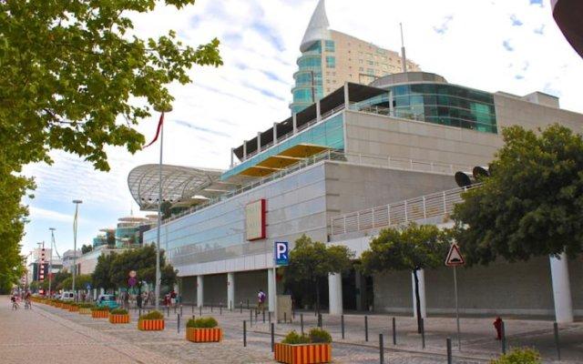 Отель Akisol Nacoes Business вид на фасад