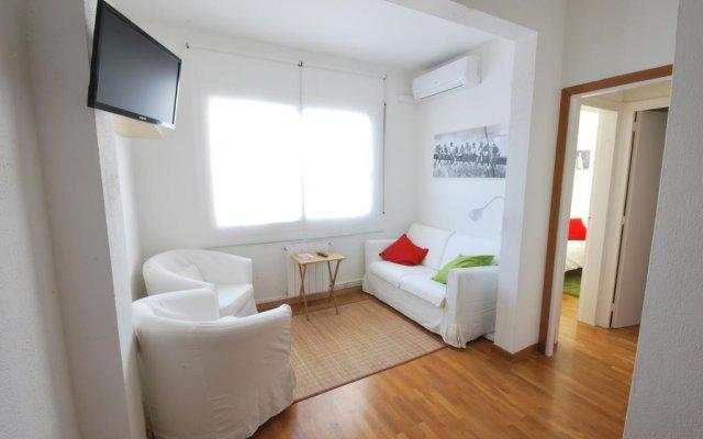 Отель Rossello SDB Барселона комната для гостей