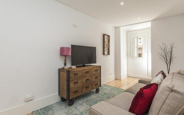Отель LxWay Apartments Condessa Португалия, Лиссабон - отзывы, цены и фото номеров - забронировать отель LxWay Apartments Condessa онлайн комната для гостей