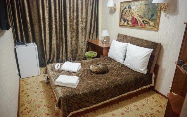 Гостиница Релакс Алматы комната для гостей