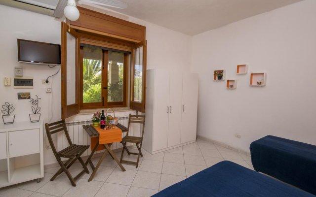 Отель Casevacanza Birba Arya e Miele Сиракуза комната для гостей