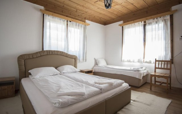 Отель Guesthouse Imalo Edno Vreme Сливен комната для гостей
