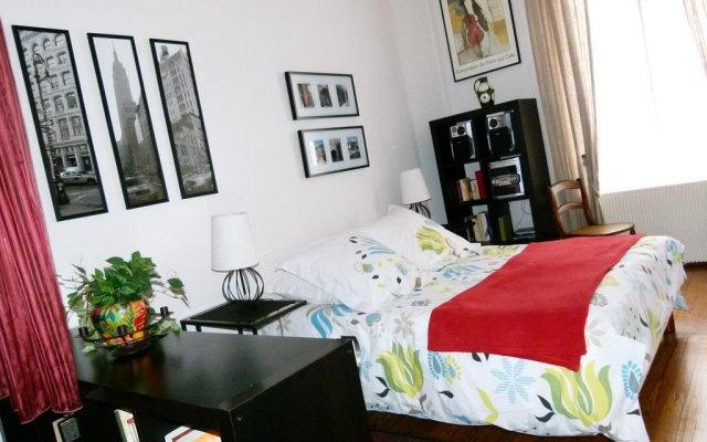 Отель Perrache Sainte Blandine Франция, Лион - отзывы, цены и фото номеров - забронировать отель Perrache Sainte Blandine онлайн комната для гостей
