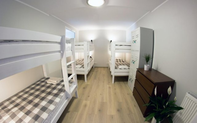 Honey Den Hostel комната для гостей