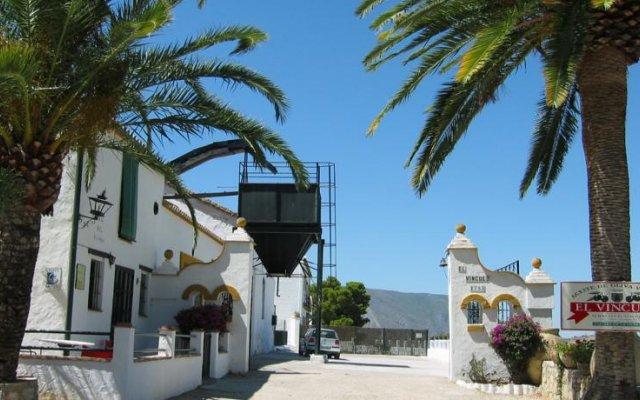 Отель Molino El Vinculo вид на фасад