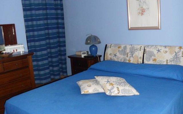 Отель Villa Plemmirio Сиракуза комната для гостей