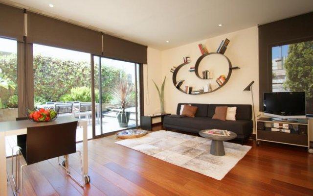 Отель Feel Good Apartments Ciutat Vella Испания, Барселона - отзывы, цены и фото номеров - забронировать отель Feel Good Apartments Ciutat Vella онлайн комната для гостей