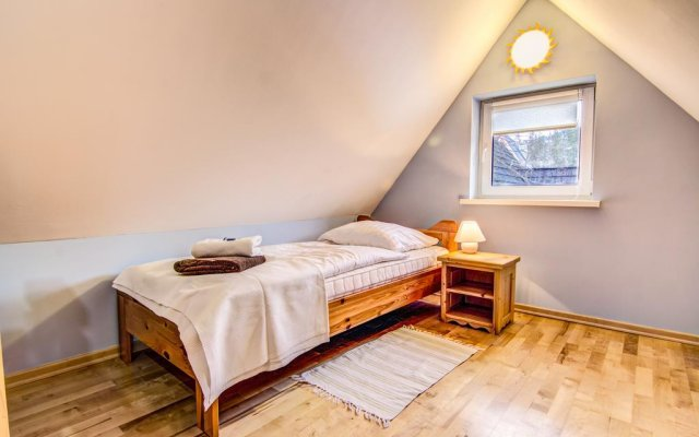 Отель Apartamenty Butorowy Zakopane Косцелиско комната для гостей