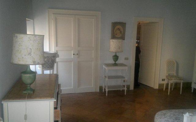 Отель Palazzo Campello Сполето комната для гостей