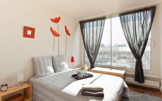 Отель Appartement le Méridien комната для гостей