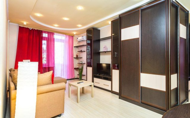 Апартаменты Begovaya Apartment Москва комната для гостей