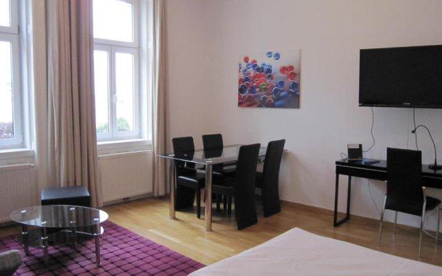 Апартаменты Apartment Nähe Zentrum комната для гостей