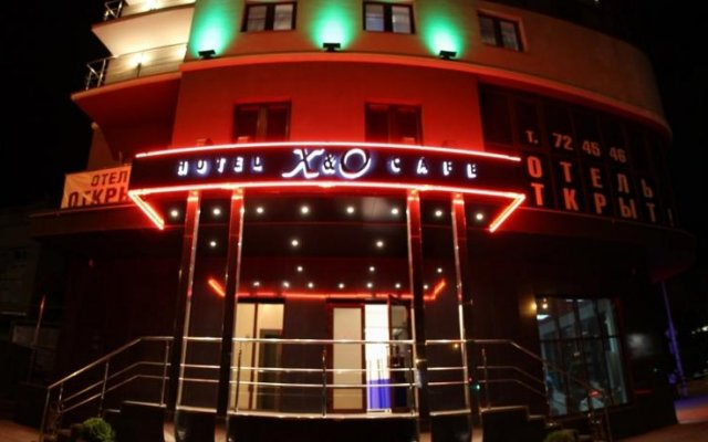 X&O Hotel вид на фасад