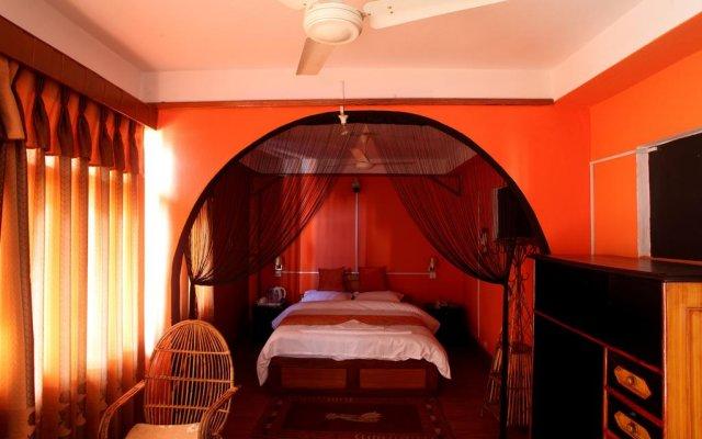 Отель Chillout Resort Непал, Катманду - отзывы, цены и фото номеров - забронировать отель Chillout Resort онлайн комната для гостей