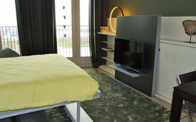 Отель Compact Concepts Studio Нидерланды, Амстердам - отзывы, цены и фото номеров - забронировать отель Compact Concepts Studio онлайн комната для гостей