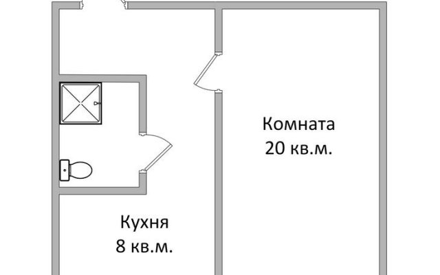 Гостиница FortEstate Apartment Vorontsovskiy Park в Москве отзывы, цены и фото номеров - забронировать гостиницу FortEstate Apartment Vorontsovskiy Park онлайн Москва парковка