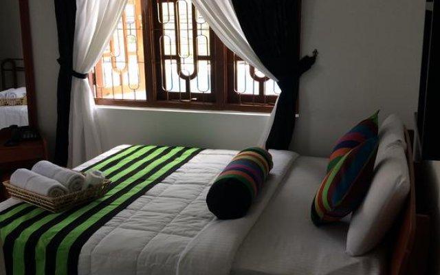 Blue Wing Hostel комната для гостей