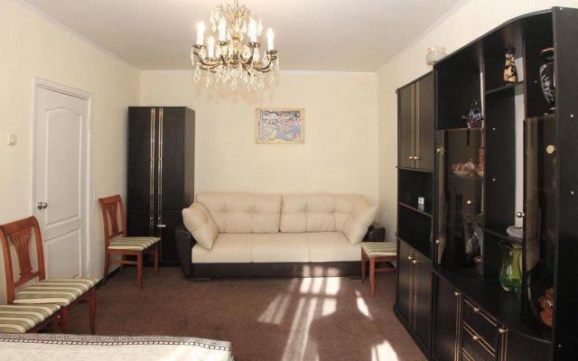 Гостиница ApartLux Наметкина Suite комната для гостей