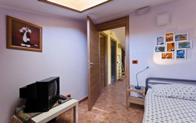 Отель Villa Didi Фонтане-Бьянке комната для гостей