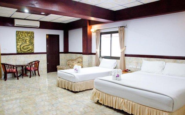 Отель Kata Palace Phuket Таиланд, Пхукет - отзывы, цены и фото номеров - забронировать отель Kata Palace Phuket онлайн комната для гостей