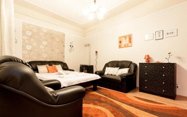 Апартаменты Lovely Green Apartment Будапешт комната для гостей