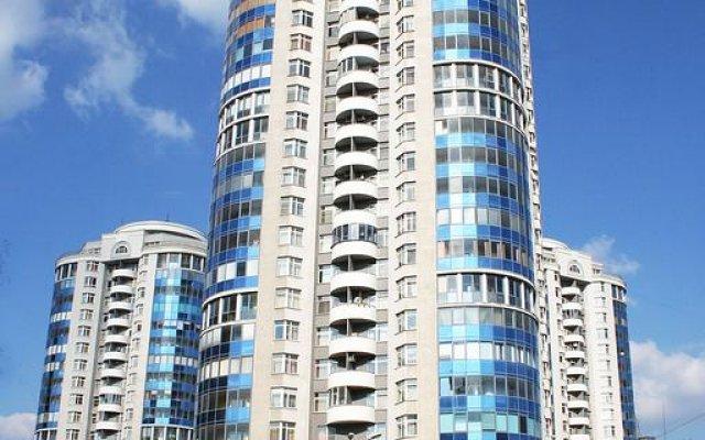 Апартаменты Hhotel Apartments на Радищева 18 вид на фасад