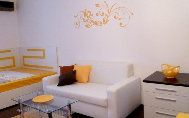 Апартаменты Sofia Downtown Apartments комната для гостей