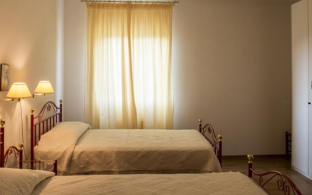 Отель Villa Vallocchia Сполето комната для гостей