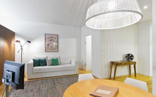 Отель Casas do Rivoli комната для гостей