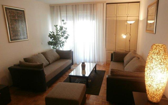 Апартаменты Apartment Oaza комната для гостей