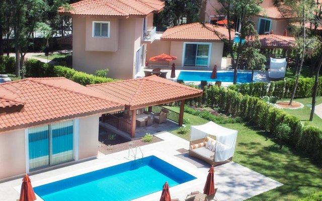 Отель Akka Residence Villas бассейн