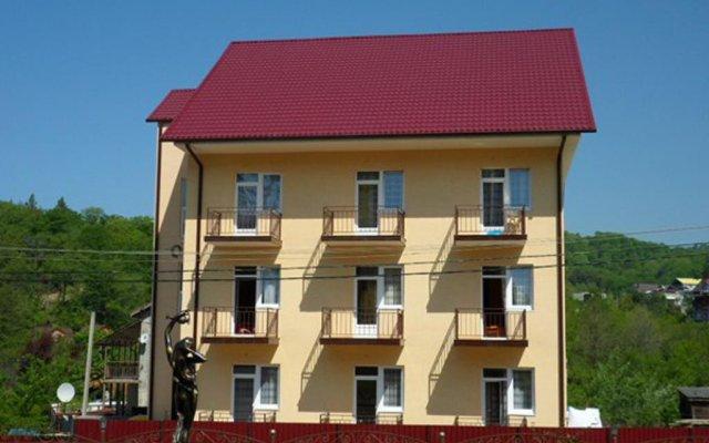 Отель Уютный Причал Сочи вид на фасад