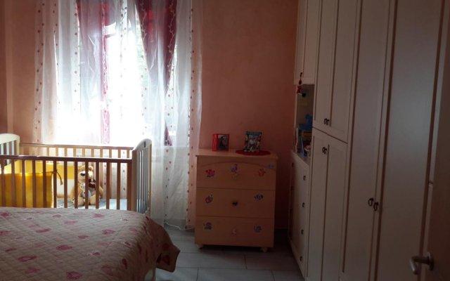 Отель Pellicunidada Генуя комната для гостей