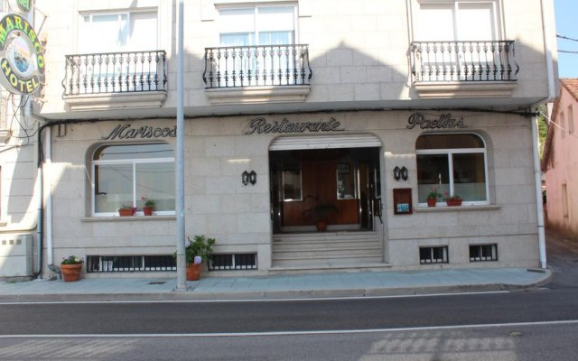 Hotel Paraiso Del Marisco вид на фасад
