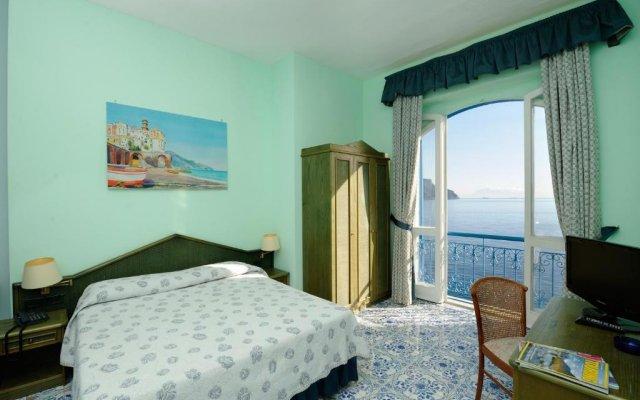 Hotel Villa San Michele Равелло комната для гостей