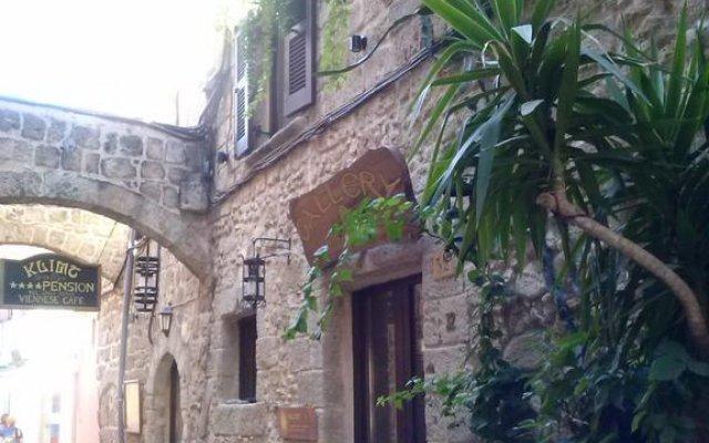 Отель Klimt Guest House Родос вид на фасад