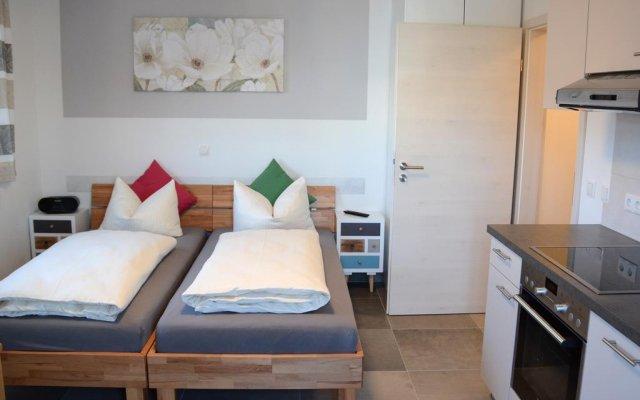 Отель Gästehaus Brunnerhof комната для гостей