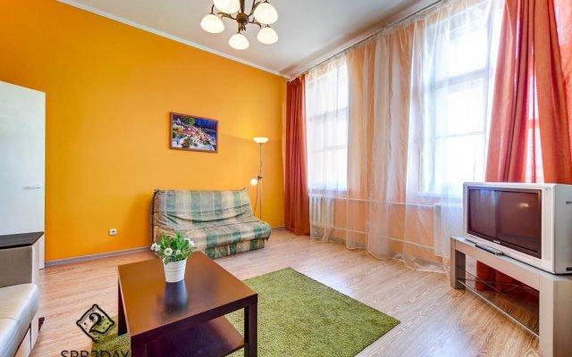Апартаменты Apartment on Efimova 1-1 Санкт-Петербург комната для гостей