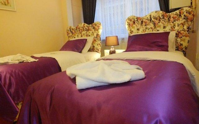 Отель New Moon Flats For Rent Стамбул комната для гостей