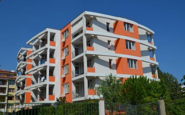 Отель Abelia Apartments Болгария, Солнечный берег - отзывы, цены и фото номеров - забронировать отель Abelia Apartments онлайн вид на фасад