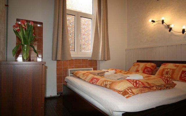 Отель Stanislava Чехия, Карловы Вары - отзывы, цены и фото номеров - забронировать отель Stanislava онлайн комната для гостей