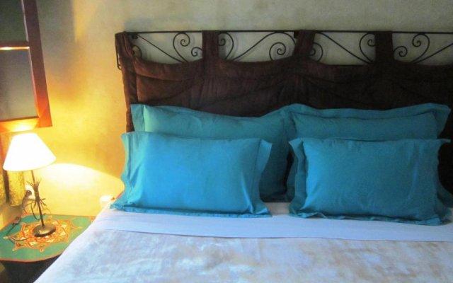 Отель Riad Dar Alia Марокко, Рабат - отзывы, цены и фото номеров - забронировать отель Riad Dar Alia онлайн комната для гостей