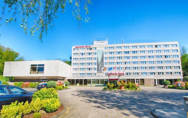 Отель Leonardo Royal Hotel Köln - Am Stadtwald Германия, Кёльн - 8 отзывов об отеле, цены и фото номеров - забронировать отель Leonardo Royal Hotel Köln - Am Stadtwald онлайн парковка