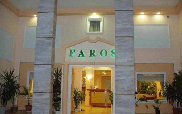 Faros 2 Hotel вид на фасад