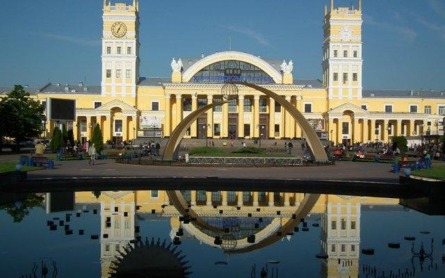 Гостиница Kharkov BNB вид на фасад