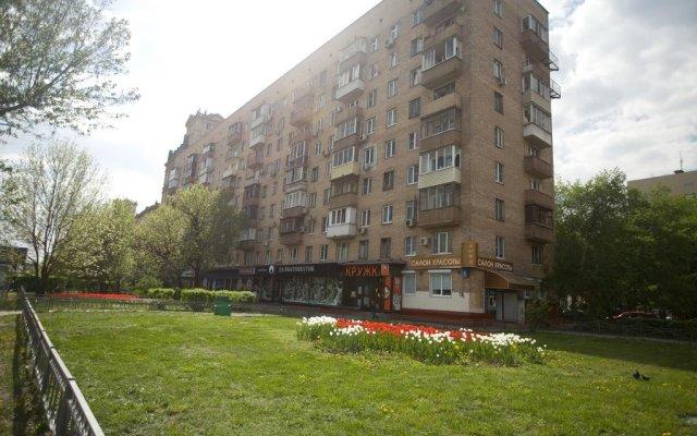 Гостиница Design Suites Kievskaya вид на фасад