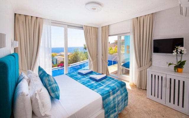Asfiya Sea View Hotel комната для гостей