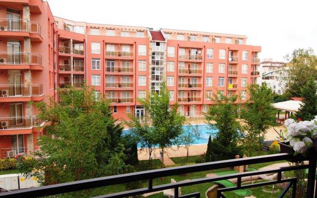 Отель Visit Sunny Beach Daga Apartments Болгария, Солнечный берег - отзывы, цены и фото номеров - забронировать отель Visit Sunny Beach Daga Apartments онлайн