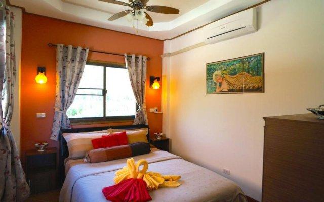 Отель Villa Sukhothai @ Golden Pool Villas комната для гостей