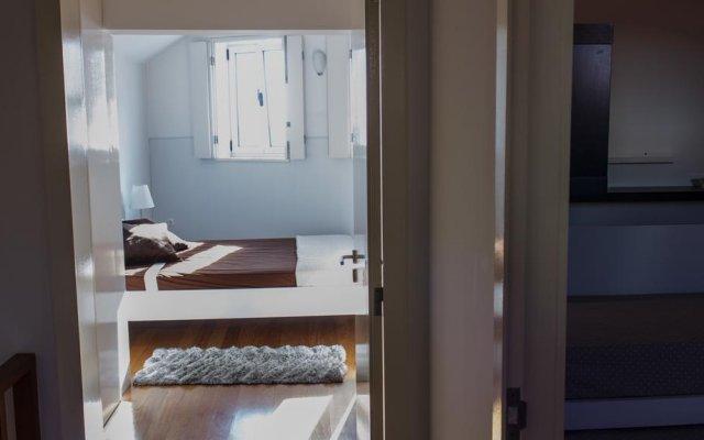 Отель Porto Beach House комната для гостей